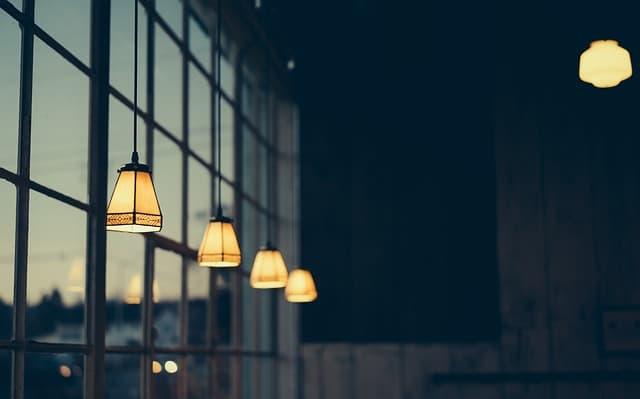plusieurs lumières