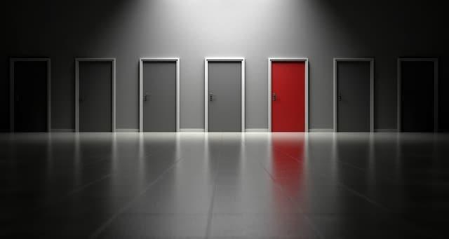 grand choix de portes blindées