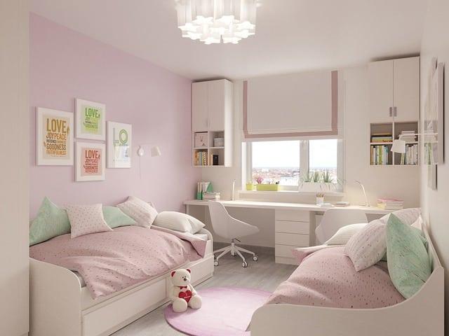 mobilier bois chambre enfant