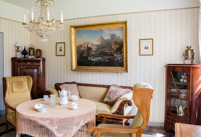 des meubles anciens
