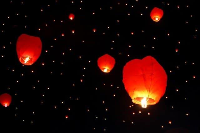 lanterne sans feu