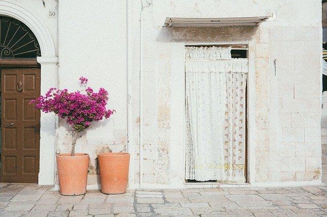 rideau de porte anti moustique
