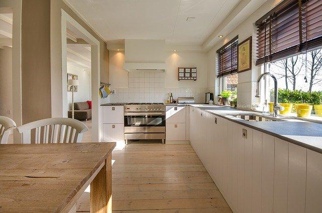 cuisine moderne et lumineuse